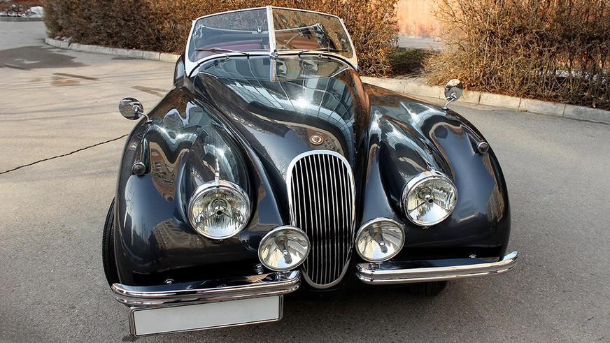 Интересные объявления на Kolesa.kz: от Wanderer W24 до Jaguar XK120