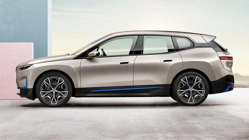 BMW iX – новый технологический лидер баварской марки