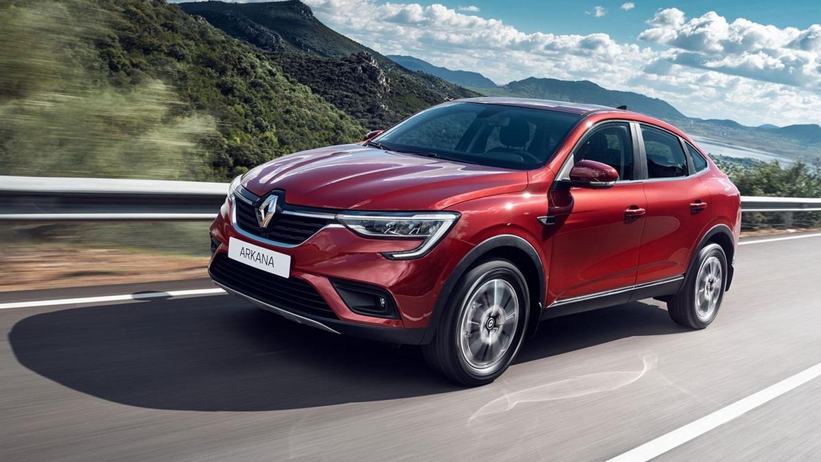 ЗАЗ запустил сборку Renault Arkana