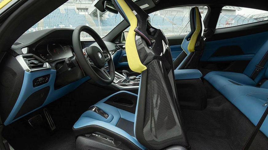 Новые BMW M3 и M4 показались до премьеры