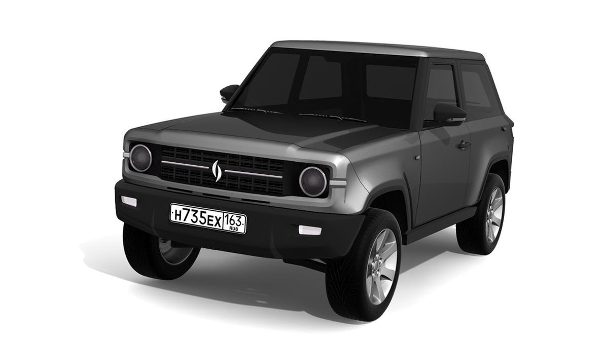 Lada 4x4 хотят выпускать в Германии