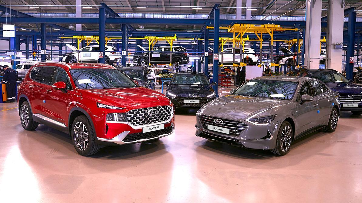 Hyundai из Казахстана будут поставлять в Беларусь