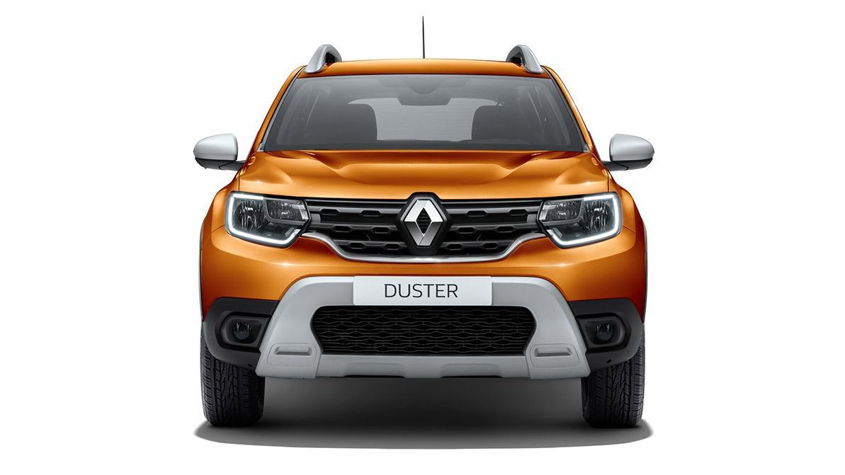 Новый Renault Duster получит шесть подушек безопасности