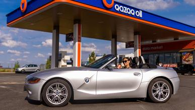 Число автозаправок Qazaq Oil достигло 100