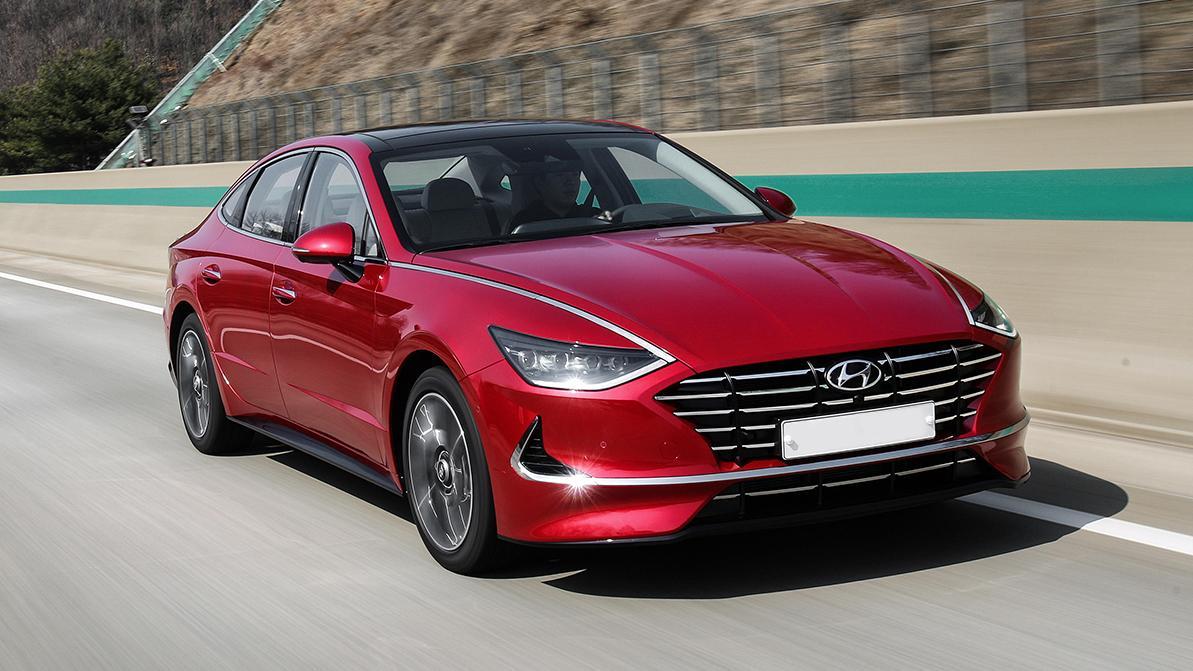 Продажи новых авто в феврале: Hyundai Sonata попала в топ-10