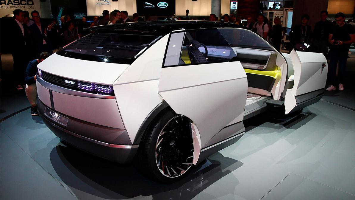 Ioniq – новая марка Hyundai