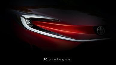 Toyota готовит к показу прототип электромобиля