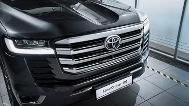 Ажиотаж вокруг Toyota Land Cruiser 300: казахстанцы раскупили все свободные машины