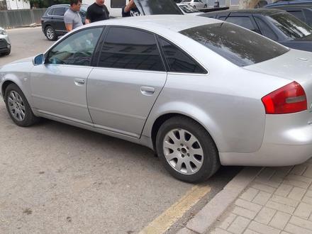 Audi A6 2000 года за 2 600 000 тг. в Караганда – фото 7