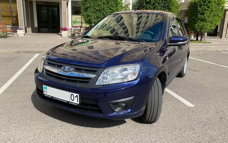 ВАЗ (Lada) Granta 2191 (лифтбек) 2017 года за 4 000 000 тг. в Нур-Султан (Астана)