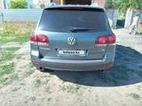 Volkswagen Touareg 2007 года за 4 800 000 тг. в Костанай – фото 4