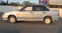 ВАЗ (Lada) 2115 (седан) 2002 года за 550 000 тг. в Караганда – фото 4