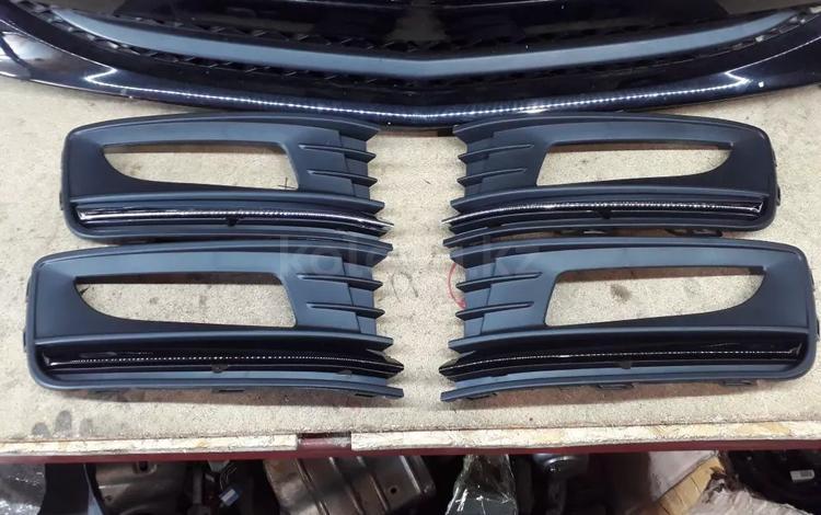 Оправа ПТФ (дубликат) хром, черная VW Polo 15 - 17… за 888 тг. в Караганда