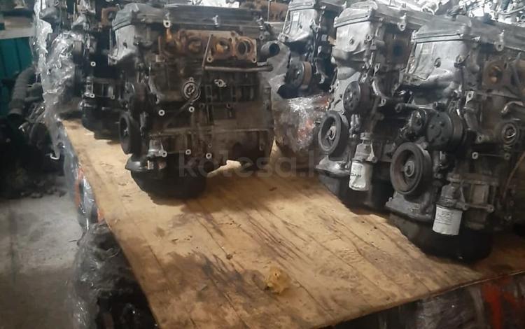 Двигатель Toyota Camry 2AZ fe Тойота Камри 2.4 литра за 9 011 тг. в Алматы