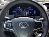 Toyota Camry 2017 года за 12 800 000 тг. в Шымкент – фото 3