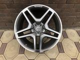 Диски AMG R21 на Mercedes GL, ML, GLE, GLS за 555 000 тг. в Алматы – фото 2