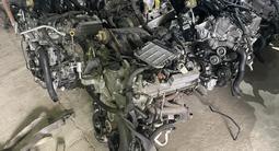 Контрактный двигатель мотор 2GR FE Япония за 799 900 тг. в Семей – фото 3