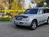 Lexus LX 470 2006 года за 11 200 000 тг. в Алматы – фото 3