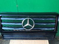Решётка радиатора Mercedes G-class W463 за 112 500 тг. в Алматы