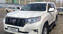 Toyota Land Cruiser Prado 2018 года за 19 500 000 тг. в Актобе