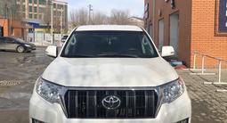 Toyota Land Cruiser Prado 2018 года за 19 500 000 тг. в Актобе – фото 2