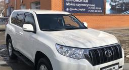 Toyota Land Cruiser Prado 2018 года за 19 500 000 тг. в Актобе – фото 3