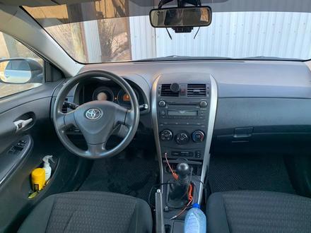 Toyota Corolla 2007 года за 3 500 000 тг. в Уральск – фото 7