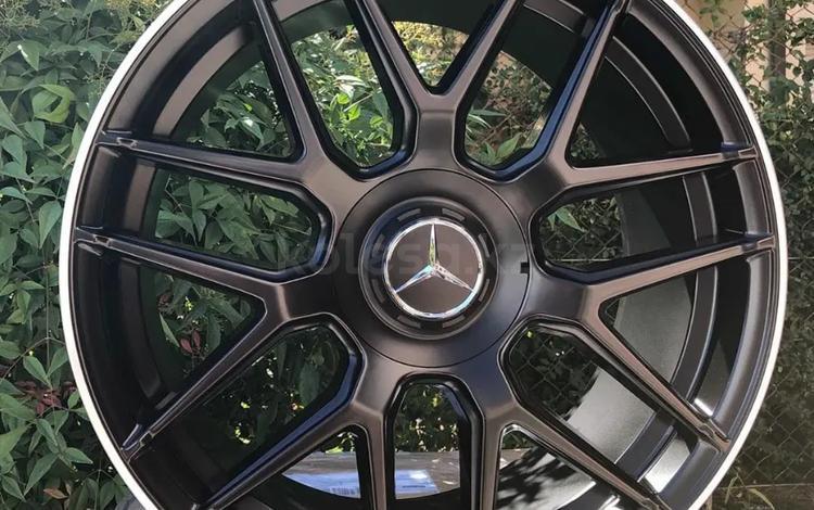 Mercedes GL, ML w166, w164, GLE Мерседес — Диски AMG r21, с резиной и без. за 440 000 тг. в Алматы