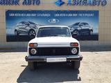ВАЗ (Lada) 2121 Нива 2014 года за 2 200 000 тг. в Актау – фото 2