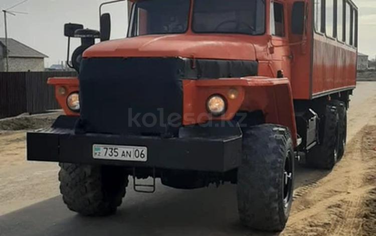 Урал  вахтовка 2005 года за 3 500 000 тг. в Уральск