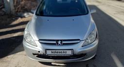Peugeot 307 2003 года за 1 000 000 тг. в Нур-Султан (Астана) – фото 2