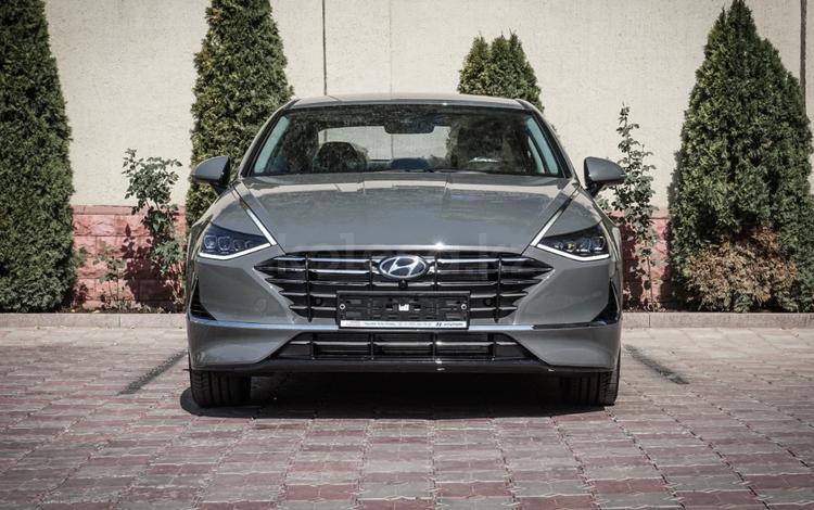 Hyundai Sonata 2021 года за 15 581 000 тг. в Алматы