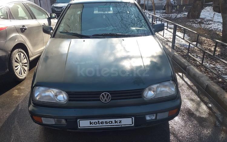Volkswagen Golf 1998 года за 1 500 000 тг. в Жалкамыс
