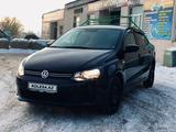 Volkswagen Polo 2014 года за 3 750 000 тг. в Караганда – фото 2