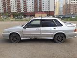 ВАЗ (Lada) 2115 (седан) 2003 года за 900 000 тг. в Нур-Султан (Астана) – фото 4