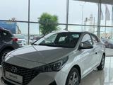 Hyundai Accent 2020 года за 6 390 000 тг. в Шымкент – фото 2