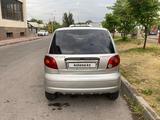Daewoo Matiz 2005 года за 800 000 тг. в Алматы – фото 3