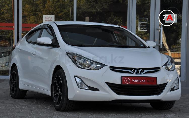 Hyundai Elantra 2014 года за 5 650 000 тг. в Шымкент