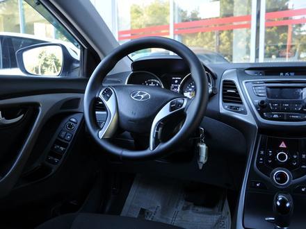 Hyundai Elantra 2014 года за 5 650 000 тг. в Шымкент – фото 11