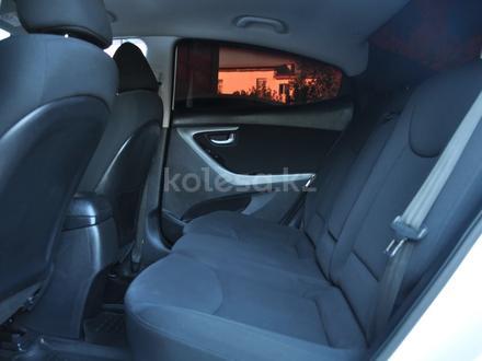 Hyundai Elantra 2014 года за 5 650 000 тг. в Шымкент – фото 13