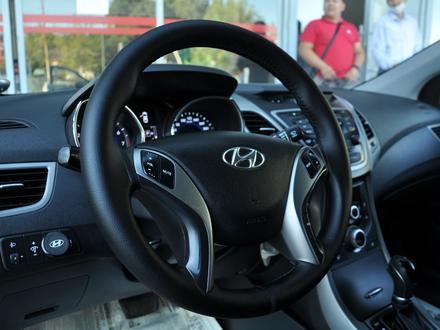 Hyundai Elantra 2014 года за 5 650 000 тг. в Шымкент – фото 6