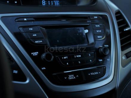 Hyundai Elantra 2014 года за 5 650 000 тг. в Шымкент – фото 7