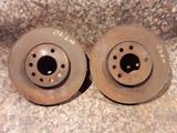 Диски тормозные передние на OPEL Zafira v1.8 бензин (2001 год)… за 5 500 тг. в Караганда