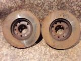 Диски тормозные передние на OPEL Zafira v1.8 бензин (2001 год)… за 5 500 тг. в Караганда – фото 2
