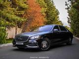 Mercedes-Maybach S 500 2015 года за 36 000 000 тг. в Алматы – фото 3