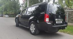 Nissan Pathfinder 2006 года за 5 800 000 тг. в Алматы – фото 3