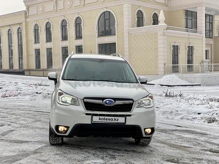 Subaru Forester 2014 года за 8 300 000 тг. в Алматы