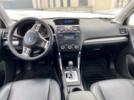 Subaru Forester 2014 года за 8 300 000 тг. в Алматы – фото 7