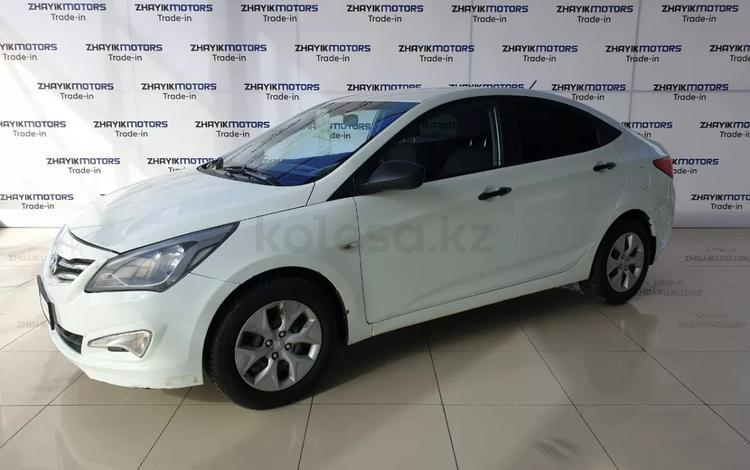Hyundai Accent 2014 года за 3 050 000 тг. в Уральск
