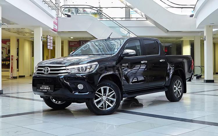 Toyota Hilux 2019 года за 16 291 400 тг. в Самара